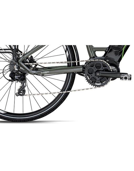 Bicicletta Elettrica Bottecchia Be19 28 Tx800 8s Etr3 Motore Centrale