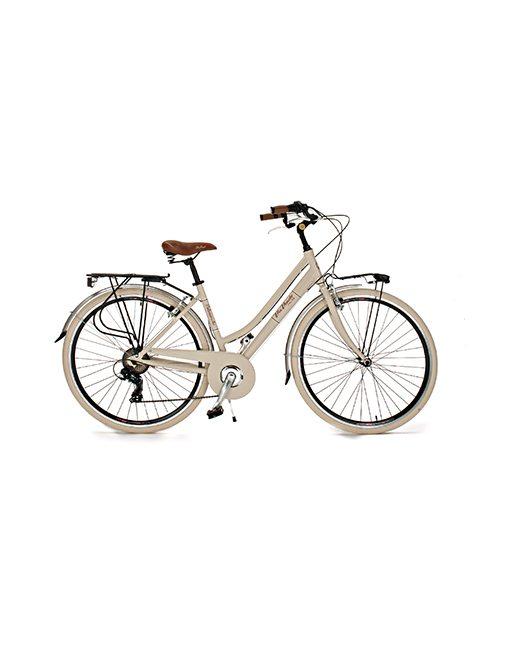 Bicicletta Da Donna Velo Marche Via Veneto In Alluminio 6v